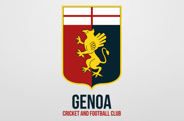 Genoa football club logo