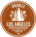 The Los Angeles International Extra Virgin Olive Oil Competition 2016 - bronze medal